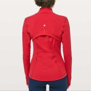 LULULEMON Define Jacket Red